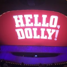 Theres Always Tonight  Leadership SHIFT Tip by Michael OBrien -  Last Saturday my family and I went to the matinee performance of Hello Dollyfeaturing Bette Midler. We should all wish to be as spry and entertaining as Bette when we reach seventy. Shesamazing.  Even if you havent seen Hello Dolly you probably know its signature number Hello Dolly. To be honest it was the only song I knew before the show and was eager to hear it. Bette and cast didnt disappoint but something happened during…