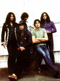 Deep Purple / Ian Gillan Years