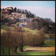 Ozzano Monferrato al sole di primavera - Ozzano Monferrato whith the Sun OF spring!