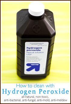 Hydrogen peroxide ?safe