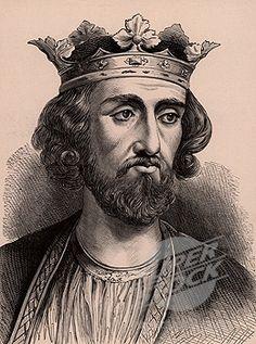 King Edward I (Longshanks) of England