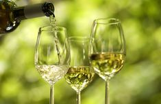 Serve German wines and Eiswein (Ice Wine) for dessert.