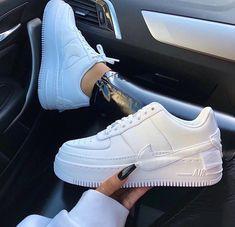 Nike Air Force 1 Jester XX (Link in Organic), one of the bel .-Nike Air Force 1 Jester XX (Link in Organic), einer der beliebtesten … – Frauen Schuhe Mode Nike Air Force 1 Jester XX (Link in Organic), one of the most popular …, shoes sneakers nike Popular Sneakers, Popular Shoes, Cute Sneakers For Women, Moda Sneakers, Shoes Sneakers, Women's Shoes, Footwear Shoes, Sneaker Heels