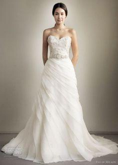 Eve of Milady Spring 2013 Wedding Dresses | http://best-fresh-fruit-recipe-tips.13faqs.com