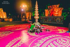 This Couple Hosted A Beach Carnival Party At Their Grand Goa Destination Wedding & We're Floored Cost Of Laminate Flooring, Bamboo Hardwood Flooring, Wood Laminate, Goa Wedding, Destination Wedding, Wedding Ideas, Man Cave Flooring Ideas, Floating Vinyl Flooring, Wedding Stills