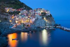 Cinque Terre, Italy  It's no secret this would have to be one of the most romantic picks in all of Europe. Sure, it's 'been done before'. But one look at that picture and you know why… it's hard to beat!