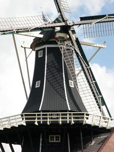 Haarlem de Adriaan molen