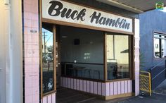 Buck Hamblin is the newest licensed cafe to open in Thirroul, they offer homemade produce, served fresh. Menu includes fancy toast, grained porridge, poached eggs, salad & sandwiches.