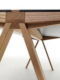 Billedresultat for wood table designs