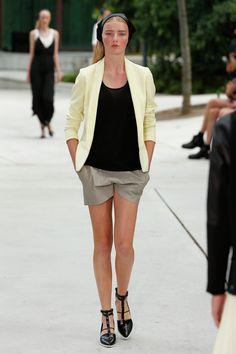 : Designers Remix SS15 : Copenhagen Fashion Week soft yellow