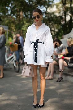 The Best Street Style At New York Fashion Week Spring Summer 2018 #women'sfashiontrends