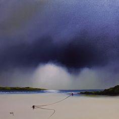 Pintor autodidacta nacido en 1941 en Manchester. En 1979 se trasladó a Cornwall, donde se unió a un grupo de pintores que, bajo la dire...