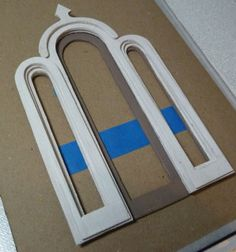 French Door Tutorial - need to Barbie-size.