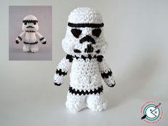 Amigurumi Star Wars Gratuit : Jawa star wars amigurumi crochet i made things i ve made