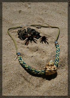 Ocean vine Doodlebert Designs   Necklaces