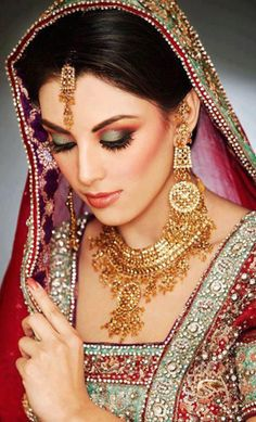 Indian bride. Check out our site for deals and discounts on bridal fashion.
