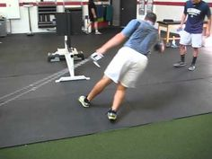 Multi-Directional Strength and Power