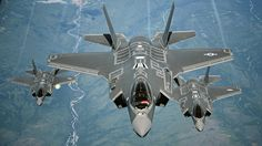 """On Aug. 2, 2016, the F-35A was declared """"combat ready"""" by Gen. Hawk Carlisle…"""