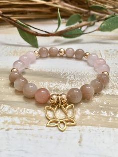 Your place to buy and sell all things handmade - Rose Quartz Bracelet, Peach Moonstone Bracelet, Fertility Bracelet, Healing Stones Jewelry - Healing Crystal Jewelry, Moonstone Jewelry, Healing Bracelets, Gemstone Bracelets, Handmade Bracelets, Blue Bracelets, Paracord Bracelets, Ankle Bracelets, Jewelry Bracelets
