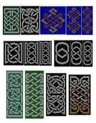 Afbeeldingsresultaat voor bead loom patterns