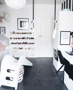 #mädchenzimmer #Girlsroom #girlsroomdecor #unicorn #einhorn #kinderzimmer  #numero74 #schleich