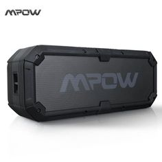 Waterproof Shockproof Mic Soundbar Armor Plus Portable Bluetooth Speaker