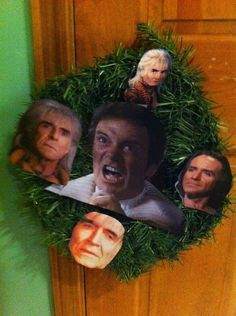 The Wreath of Khan...I think I just laughed way more than I should have. {sorry, this is worth a double pin.}