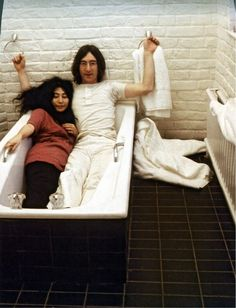 """That's part of our policy, is not to be taken seriously, because I think our opposition-whoever they may be-in all their manifest forms don't know how to handle humor.""-John Lennon on he & Yoko's partnership"
