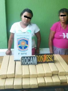 Blog Paulo Benjeri Notícias: Operação policial prende duas mulheres com mais de...