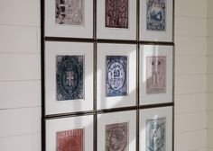 <p>Our fine reproduction of an antique stamp— many times larger than the original—shows how beautifully detailed these tiny works of art really were. The source stamp for France Centimes w