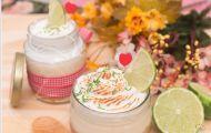 Aprenda a fazer 3 deliciosos recheios para bolos no pote, Recheio Cítrico, Tangerina com Damascos e Abacaxi com Doce de leite.