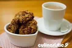 Cookie de aveia - Culinarístico