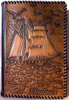 custom notebook covers - leather covers - handmade diary cov