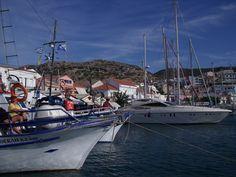 Pythagoria harbour