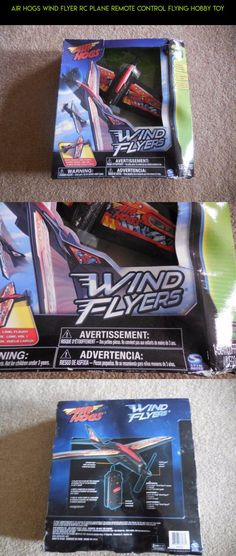 Air Hogs Wind Flyer RC Plane remote control flying hobby toy #products #racing #plane #fpv #parts #rc #technology #air #gadgets #shopping #tech #kit #hogs #drone #camera #plans