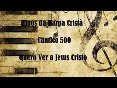 Harpa Cristã Hino 496 - JESUS me tirou da lama - YouTube