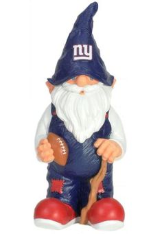 743b0c8374e40d New York Giants Garden Gnome - 11