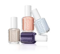 Essie Resort 2014 Resort Fling images have hit the interwebs. Don't confuse these with Essie Spring though. Spring is a separate collection set to launch
