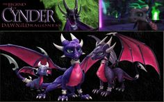 Legend of Cynder