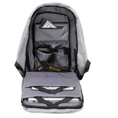 On Sale 15 inch Laptop Backpack USB Charging Anti Theft Backpack Men Travel Backpack Waterproof School Bag Male Mochila Laptop Backpack, Travel Backpack, Usb, Bags Travel, Anti Theft Backpack, Outdoor Backpacks, Waterproof Backpack, Luggage Straps, Macbook