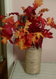 Diy Easy fall craft 2016