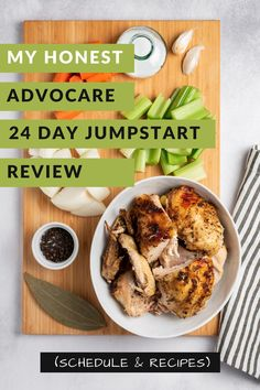 My Honest Advocare 24 Day Jumpstart Review Easy Appetizer Recipes, Healthy Dessert Recipes, Brunch Recipes, Real Food Recipes, Breakfast Recipes, Vegetable Lo Mein, Advocare Recipes, Gluten Free Recipes For Dinner, Side Recipes