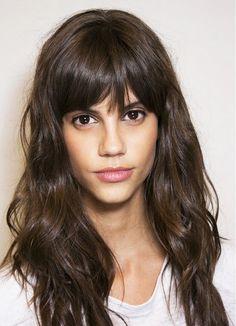 Aisha mas que un -arte: El corte de pelo de moda.