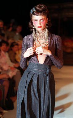 John Galliano for Christian Dior Fall/Winter 1997-98
