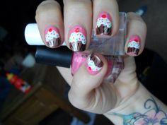 Cakey fingers