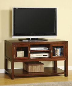 Medium Oak Pierson 50'' Tv Console