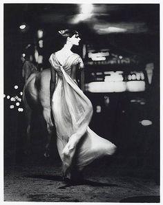 Lillian Bassman, Times Square, The Night Fantastic;