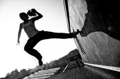 Parkour? Par-what? Freerunning? What are people talking about and why are they climbing all over EVERYTHING? Get the lowdown on this awesome sport you can literally do ANYWHERE.