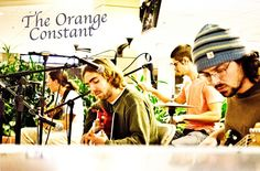 """8/4 - Help us welcome @orangeconstant & their recently debuted album """"Time to Go"""" to the ROOFTOP 