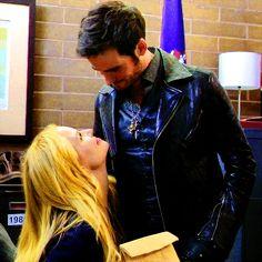 Season 4 - Killian and Emma